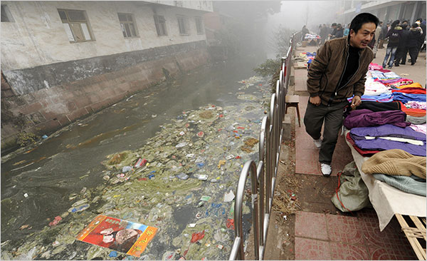 This first national pollution