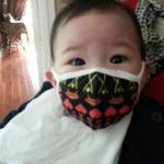 Aww, How Cute...Baby's First Air Pollution Mask!